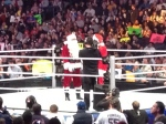 Mick Foley and Booker T. at WWE Smackdown