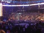 WWE Smackdown at Bobcats Arena