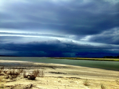 Storm, Ocean, Seabrook Island